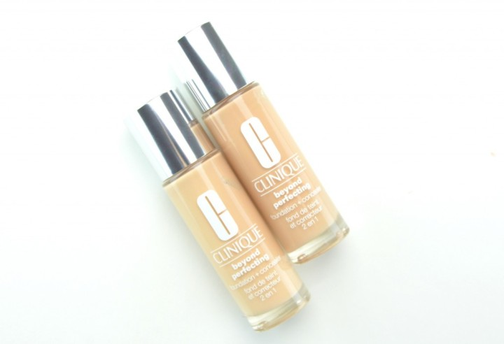 Clinique Beyond Perfecting Foundation and Concealer Review